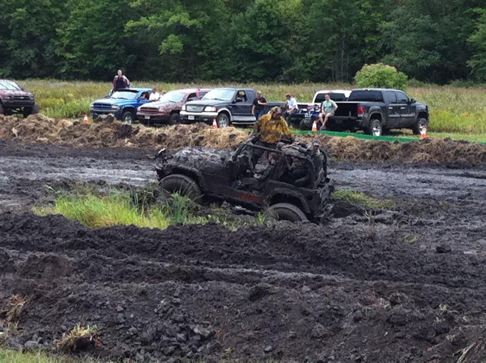 Mud bog ontario