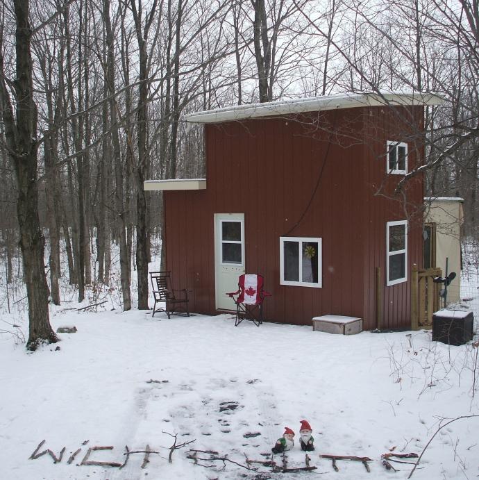 Wichtelhütten Ontario