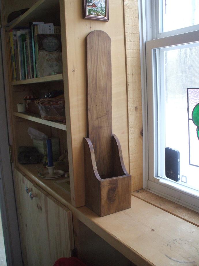 Newfoundland Knife Box