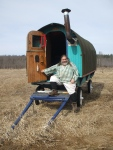 Bear with his Caravan