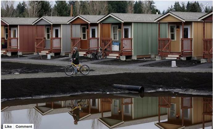 Olympia housing :-D